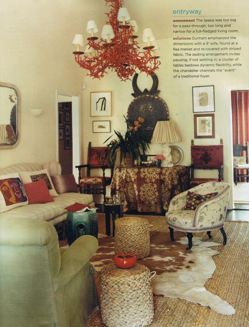 boho luxe reem acra spring 2011 meets gypset interiors. Black Bedroom Furniture Sets. Home Design Ideas